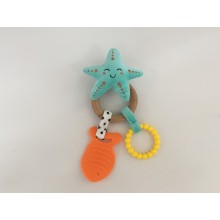 Plush Starfish for Baby