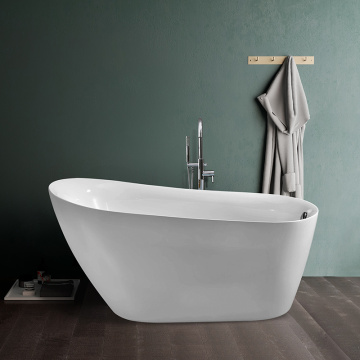 Simple Classic Small Plastic Round Bath Tub