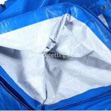 90G PE Waterproof Tarpaulin Waterproof Tarps 6M*6M