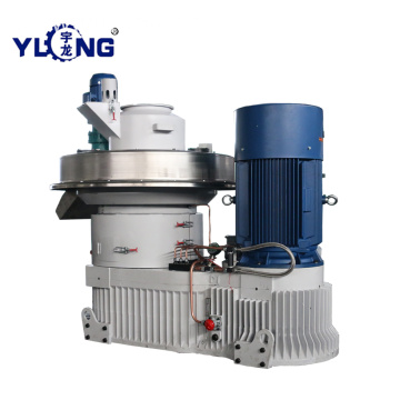 YULONG Equipment for Pressing Biomass Pellets
