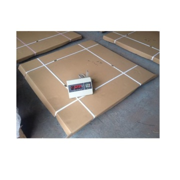 4T Electronic warehouse platform scale