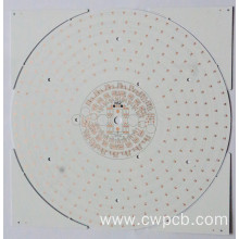 High pressure resistant Al base circuit boards