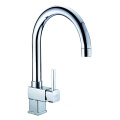 Best OEM square kitchen sink brass faucet