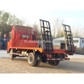 Camion plateau plat Howo Light