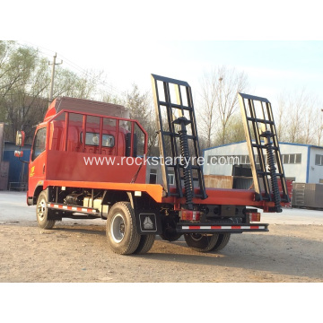 Howo  Light Flat Bed Truck