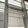 Aluminum Alloy Overhead Rolling Upgrading Door