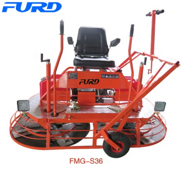 Ride-on Power Trowel Concrete Machine For Sale