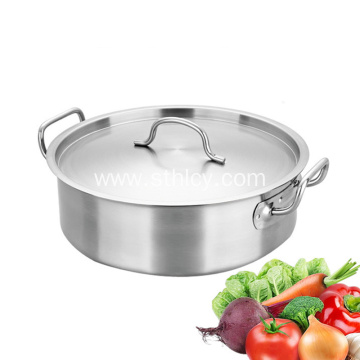 Thickened Stainless Steel Duck Pot