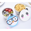 Interesting Animal Shape Bamboo Fiber Kids Bowls