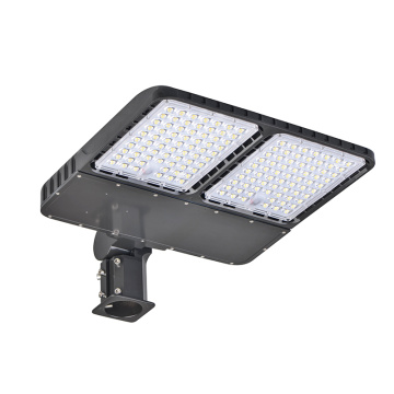 ETL DLC 320W Parking Lot Lighting Fixtures