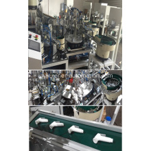 Non standard assembling machine for Plastic Hardware