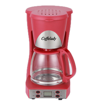 coffee maker with timer