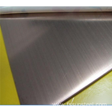 430 Hairline HL Stainless Steel Sheet