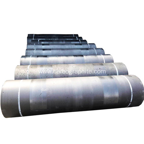 HP 400mm Diamter 200-600mm Graphite Electrode Uhp Grade