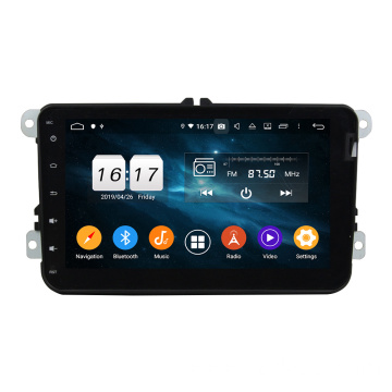 Android 9 car radio for VW universal