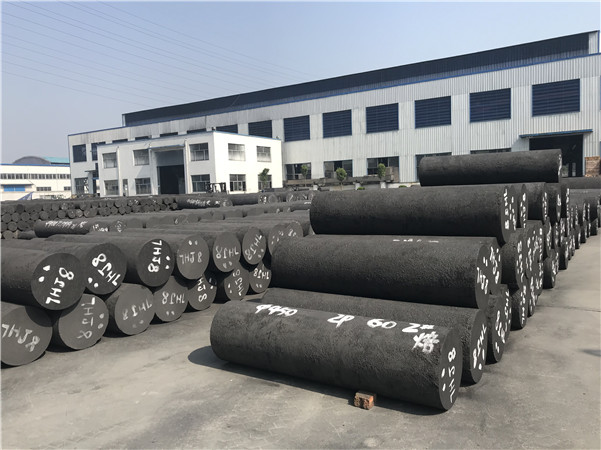 RP 500 Length 2100mm Graphite Carbon Electrode