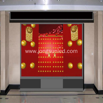 P4P3 Indoor LED Display Screen Board Indoor Iron