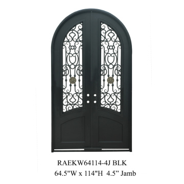 Latest Design Modern Iron Gate Door