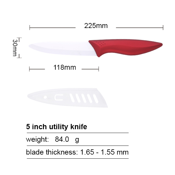 ceramic knife steel