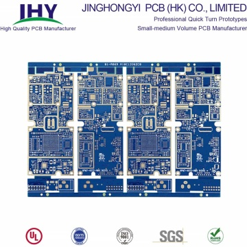 10 Layer Shengyi Fr4 Material HDI PCB With ENIG