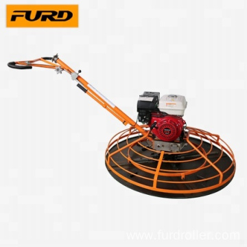 manual vibratory finishing machine petrol concrete power trowel (FMG-24)