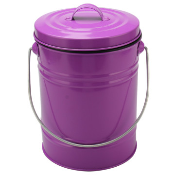 Compost Pail Bin Bucket for Indoor Kitchen Countertop