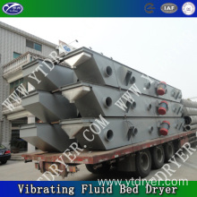 Vibrating Fluid Bed Dryer For Sugar