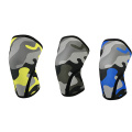 Weightlifting thickening compression knee pads