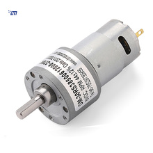 30mm DC Spur Reduction Gearbox Motor