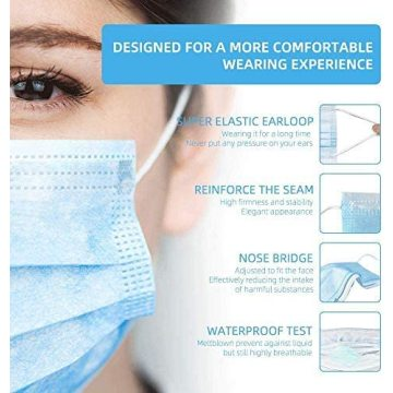 Civil Disposable Face Mask For Home/Office