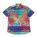 Custom Polyester Spandex Shirt for men