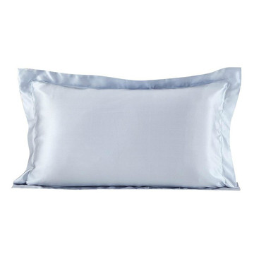 King Silky Oxford PillowCases Covers With Envelope Closure