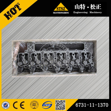 PC200-7 cylinder head assy 6731-11-1370