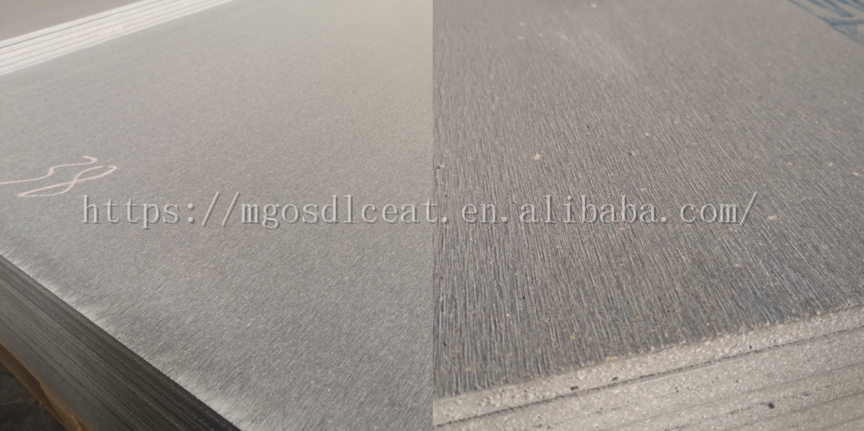 fire retardant reinforced mgo board