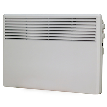 flat panel convection heater wall