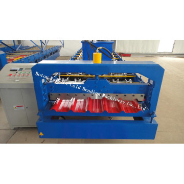 Six Rib IBR Roofing Roll Forming Machine Price