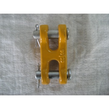 DOUBLE CLEVIS LINK FORGED