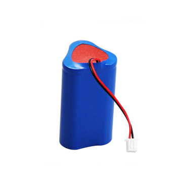 18650 1S3P 3.7V 7200mAh Lithium Ion Battery Pack