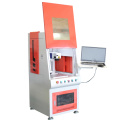 enclosed 20w Metal Plate Fiber Laser Marking Machine