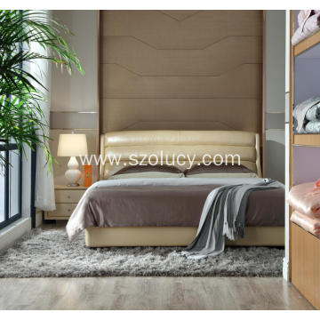 Elegant modern soft bed