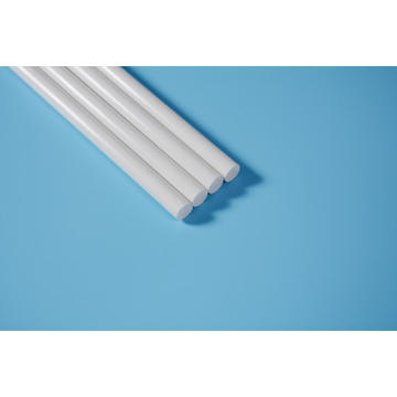 10mm white Fiberglass Rod