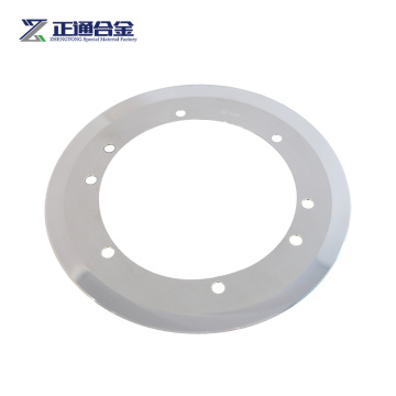 circular blade for corrugated carton cutting