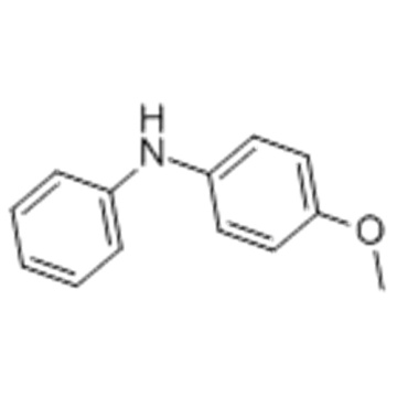 Benzenamine,4-methoxy-N-phenyl- CAS 1208-86-2