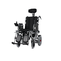 Conveniently multifunctional electric wheelchair