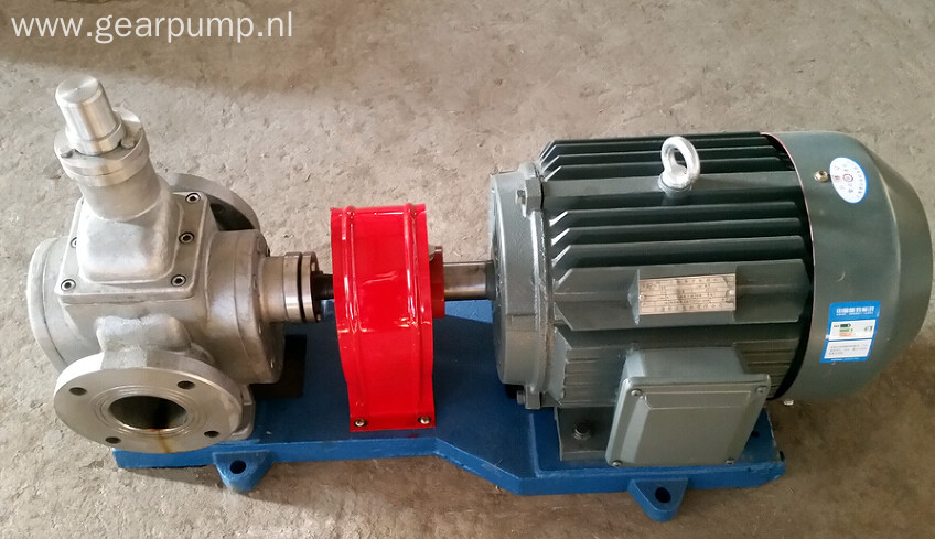 YCB high pressure big lift booster pumps manufacturer diesel lube fuel oil petroleum electric oil