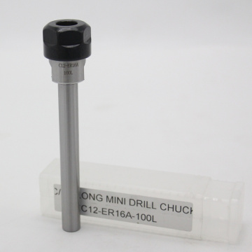 C / ER C12-ER16A-100L Long Mini Drill Chucks