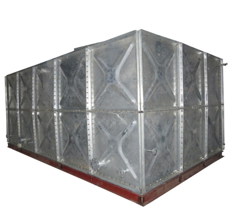 Galvannized Steel Panel Tank For Drinking