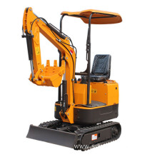 Small excavator for farm mini digger price