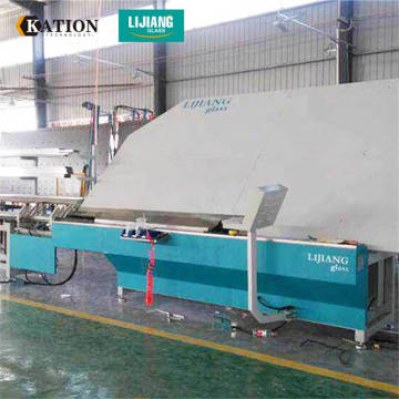 Full automatic warm edge bar bending machine