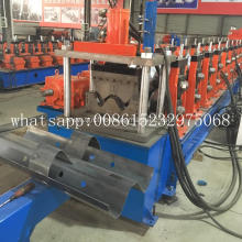 Good quality Highway Guardrail Roll Forming Machine